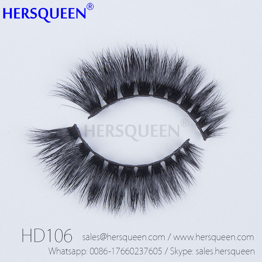 Luxury Artificial Eyelashes Mink Lashes Wholesale Prices China