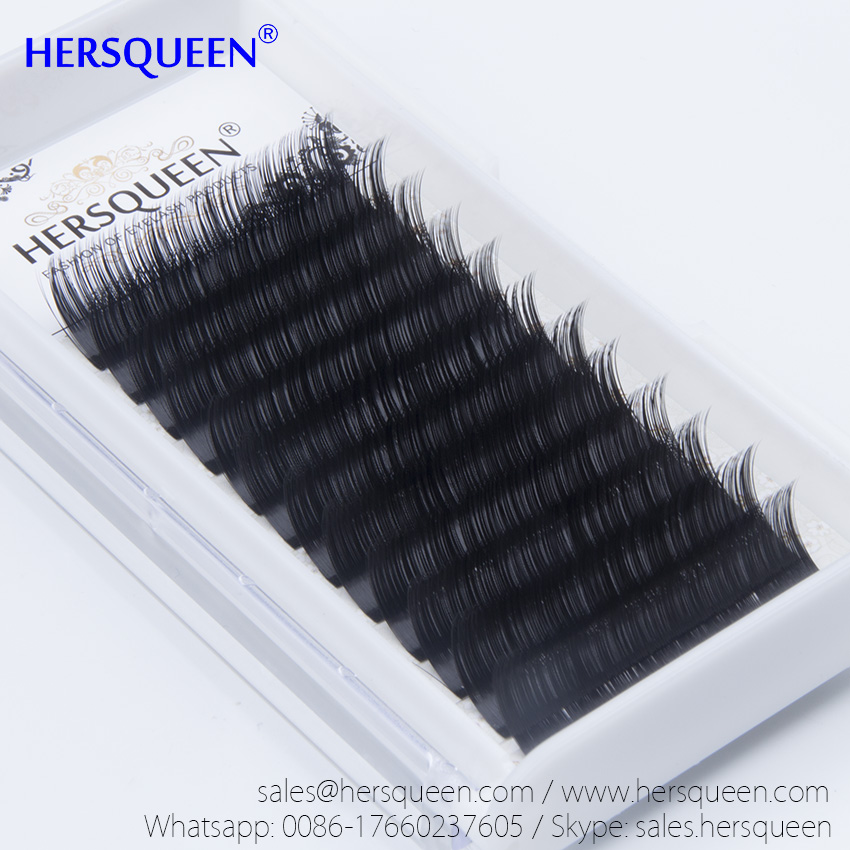 Individual Eyelash Extensions False Lashes China Wholesale