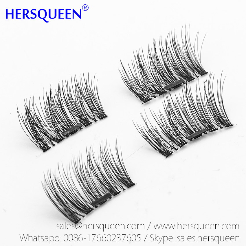 Magnetic Eyelash Extensions New Styles 2017 Popular